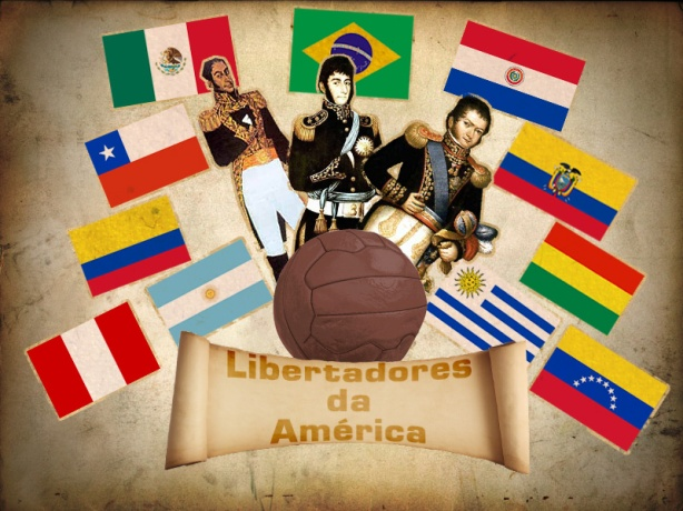 Só espero que o nome do torneio mude para 'Liga Chavista' depois dos últimos ocorridos