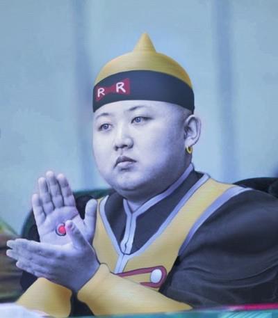 Goku, Vegeta, Mercenários e Otan...quem poderá nos defender(?)