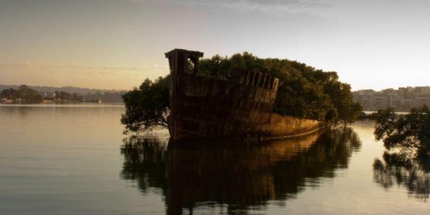 Baía Homebush (Austrália)