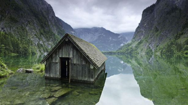 Cabana de pesca (Alemanha)