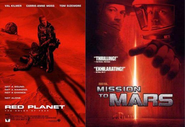 Marte (deveria) atacar