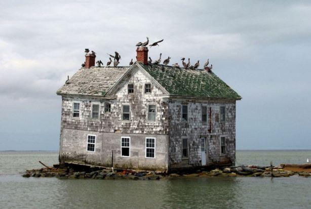lha Holanda (Baía de Chesapeake - EUA)