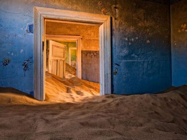 Kolmanskop (Namíbia)