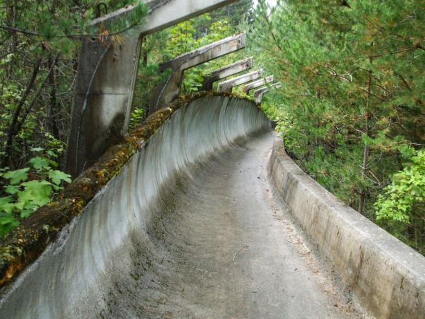 Pista de Bobsleigh (Bósnia)