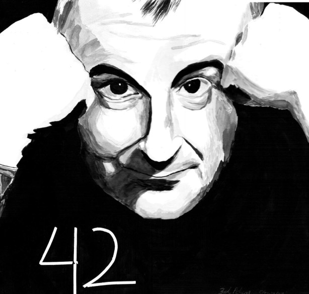 Douglas_Adams_by_ZakThePelican