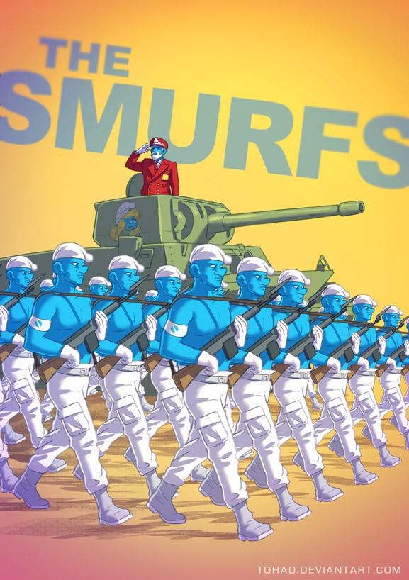 20140305smurfs_by_tohad-d738im7